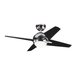 "Kichler - Kichler 300147MCH Rivetta 42"" Indoor Ceiling Fan 4 Blades - Remote, Light - Kichler 300147MCH Rivetta II Ceiling Fan"