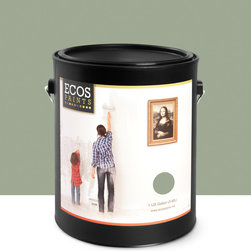 Imperial Paints - Interior Semi-Gloss Trim & Furniture Paint, Marth's Mood - Overview: