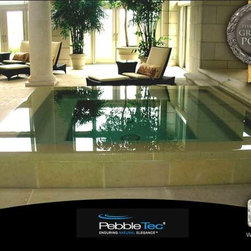 Pebble Tec Pools - Aqua Gunite Inc. Livermore, CA