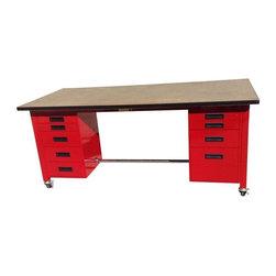 Counter Height Computer Desk : Counter Height Desks: Find Computer Desk and Corner Desk Ideas Online