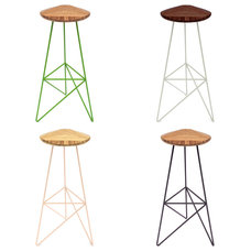 Modern Bar Stools And Counter Stools by Brave Space Design
