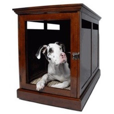 Traditional Dog Kennels And Crates by Organize