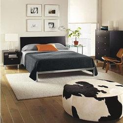 Copenhagen Bedroom in Ebony -