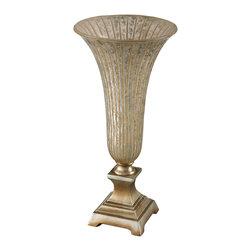 Sterling - Sterling 93-19352 Antique Silver Vase - Sterling 93-19352 Antique Silver Vase