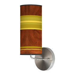 Horizontal Stripey 1 Wall Sconce