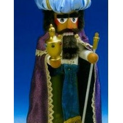 Steinbach 3 Kings Caspar German Nutcracker-Limited Edition-Signed