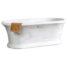 Contemporary Bathtubs by clawfoottubs.com