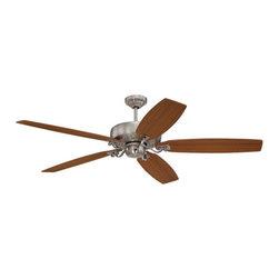"""Ellington Fans - Ellington Fans Patterson 5 Blade 64"""" Ceiling Fan with Blades Included - Features:"""