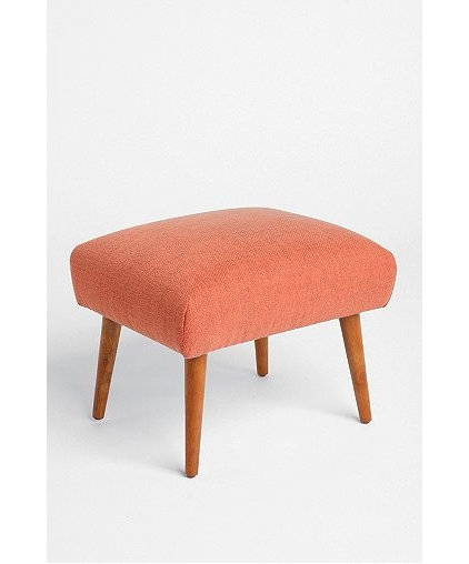 modern ottomans and cubes by Urban Outfitters