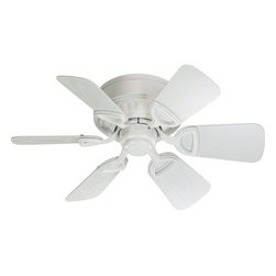 Quorum International - Medallion Studio White 30-Inch Patio Fan - -Amps: .44/.32/.19  -Fan Watts: 53/26/9  -RPM: 203/146/84  -Motor Size: 153x12  -Motor Poles: 14  -Motor Warranty: Limited Lifetime  -Motor Lead Wire: 8  -Motor Switch Type: Hi/Med/Low/Off  -Motor Reverse Type: Slide  -Six White Blades  -Blade Sweep: 30  -Arm Pitch: 25  -Ceiling to Lower Edge of Blade: 7.72  -Fan Housing Width: 10.71  -Optional remote control available.  See companioned items to order. Quorum International - 151306-8