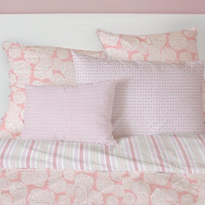 Contemporary Kids Bedding by Annette Tatum