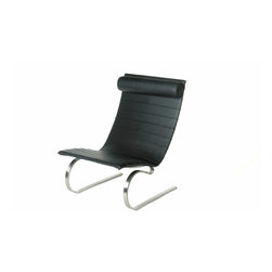 Design Tree HOME - Easy Chair - These are reproduction items inspired by the original designs. Design Tree HOME follows strict adherences to the original design with regards to dimensions, frame construction, fabric pleating and materials. Making this significant design, an affordable luxury, built without any compromise to the original specifications and construction.