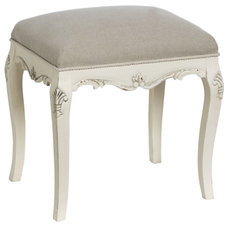 Traditional Indoor Benches by Chic Shabby Interiors