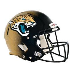 Brewster Home Fashions - NFL Jacksonville Jaguars Teammate Helmet 3pc Sticker Set - FEATURES: