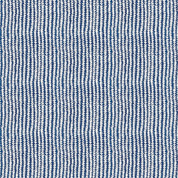 """Ballard Designs - Quincy Indigo Fabric by the Yard - Content: 100% Cotton. Repeat: Non-railroaded fabric, 6.31"""" repeat. Care: Dry Clean. Width: 54"""" wide. Indigo and white vine motif printed on soft 100% cotton.  .  .  .  . Because fabrics are available in whole-yard increments only, please round your yardage up to the next whole number if your project calls for fractions of a yard. To order fabric for Ballard Customer's-Own-Material (COM) items, please refer to the order instructions provided for each product.Ballard offers free fabric swatches: $5.95 Shipping and Processing, ten swatch maximum. Sorry, cut fabric is non-returnable.Because fabrics are available in whole-yard increments only, please round your yardage up to the next whole number if your project calls for fractions of a yard. To order fabric for Ballard Customer's-Own-Material (COM) items, please refer to the order instructions provided for each product.Ballard offers free fabric swatches: $5.95 Shipping and Processing, ten swatch maximum. Sorry, cut fabric is non-returnable."""