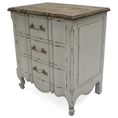 traditional nightstands and bedside tables by Chichi Furniture