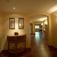 Mediterranean Basement by One Room at a Time, Inc.
