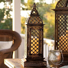 Traditional Candleholders by Pottery Barn