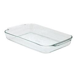 """Ekco - Ekco 15 x 10 Rectangular Baking Dish (4 Pack) (6001040) - Ekco 6001040 15"""" x 10"""" Rectangular Baking Dish"""