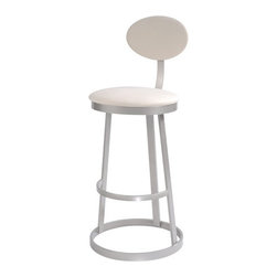 Trica - Trica Blog Swivel Bar Stool - *Available in counter, bar or spectator height