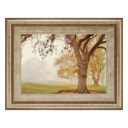 Paragon - Oak Grove - Framed Art - Each product is custom made upon order so there might be small variations from the picture displayed. No two pieces are exactly alike.