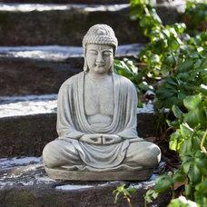 Modern Garden Sculptures by Hayneedle