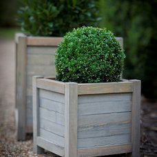 Modern Outdoor Planters by Garden Trading