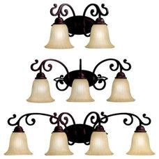 Traditional Bathroom Lighting And Vanity Lighting by Lumens