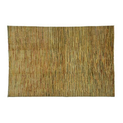 Striped Oriental Rug, Gabbeh Peshawar 5'X8' Hand Knotted 100% Wool Rug SH7544 - Our Modern & Contemporary Rug Collections are directly imported out of India & China.  The designs range from, solid, striped, geometric, modern, and abstract.  The color schemes range from very soft to very vibrant.