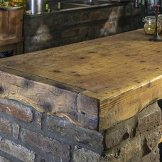 Rustic Kitchen Islands : Kitchen Remodeling : HGTV Remodels