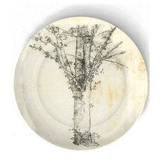 Contemporary Dinner Plates by Etsy