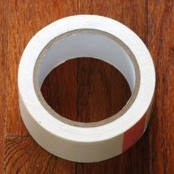 """Dean Flooring Company - Dean Double-Sided Heavy Duty Indoor/Outdoor Carpet Tape 2"""" x 75' - Dean Double-Sided Heavy Duty Indoor/Outdoor Carpet Tape 2"""" x 75' : One Roll of Double-Sided Carpet Tape Great for installing stair treads on your stairs or securing your favorite area rug or hallway runner. Indoor/oudoor. Heavy duty."""