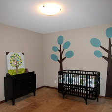 Contemporary Nursery Modern Kids