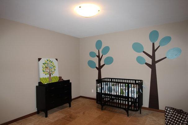 Contemporary Nursery Modern Kids