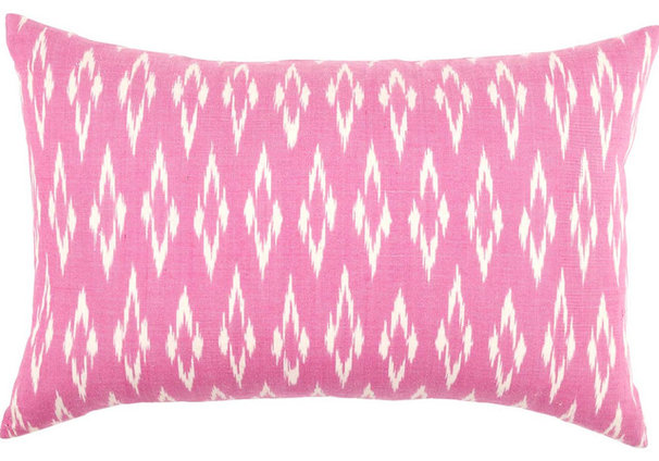 Eclectic Decorative Pillows by John Robshaw Textiles