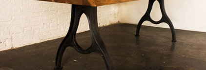 Nuevo Pittsburgh Dining Table - Dining Tables at Hayneedle