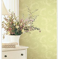 Wallcovering - Bedroom - A room needs to have its own personality - Choose the right wallpaper!