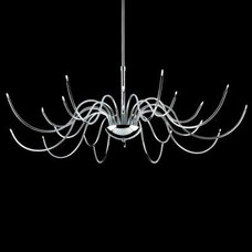 Chandeliers by Lumens