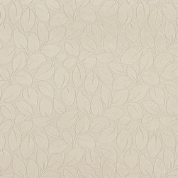 Ivory Leaves Microfiber Upholstery Fabric By The Yard - This microfiber upholstery fabrics is great for all residential, contract, hospitality and automotive purposes. Our microfiber fabrics are stain resistant, heavy duty and machine washable. This pattern is non-directional.