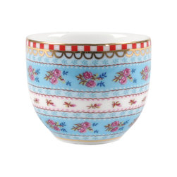 Pip Studio Home - Pip Studio Home Ribbon Rose Porcelain Egg Cup, Set of 6 -