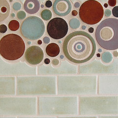eclectic bathroom tile by The Tile Gallery
