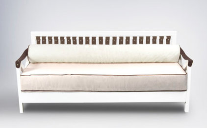 modern day beds and chaises by ducduc