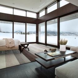 Modern Windows and Doors - Brent Moss Photography