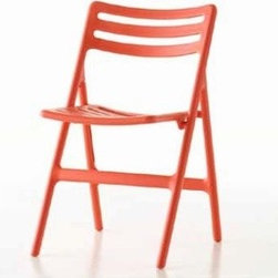 Magis - Magis | Folding Air-Chair, Set of 2 - Design by Jasper Morrison, 2003.