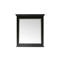 Avanity Merlot 30 In. Mirror - The Merlot Collection adds a touch of elegance to your bathroom that will work with traditional or transitional decor.