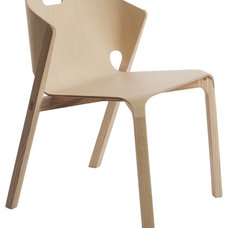modern dining chairs by UPinteriors