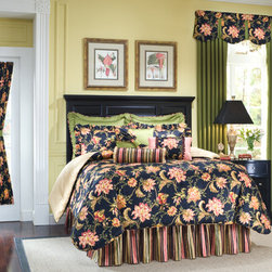 Bedding and Window Treatments -