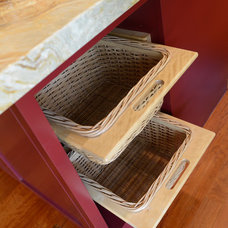 Traditional Cabinet And Drawer Organizers by S.E.A. Construction Inc.