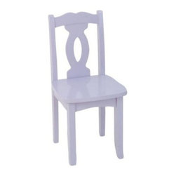 KidKraft Brighton Chair - Lavender - What We Like About This Childrens ChairThe Lavender Brighton Chair is a great addition to the Brighton Table or your child's favorite desk or table. Finished in a pretty lavender finish this chair will look great in any girl's room.About KidKraftKidKraft is a leading creator manufacturer and distributor of children's furniture toy gift and room accessory items. KidKraft's headquarters in Dallas Texas serve as the nerve center for the company's design operations and distribution networks. With the company mission emphasizing quality design dependability and competitive pricing KidKraft has consistently experienced double-digit growth. It's a name parents can trust for high-quality safe innovative children's toys and furniture.