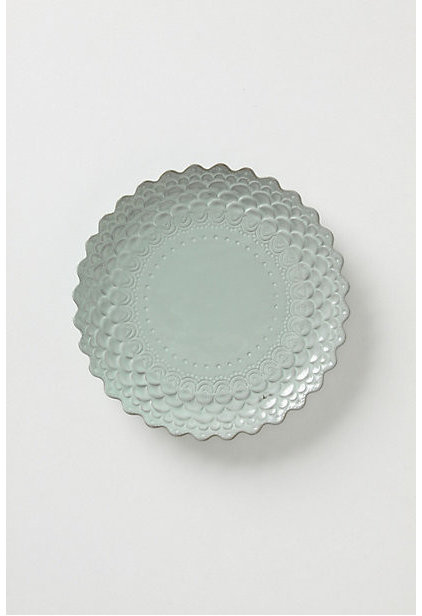 Eclectic Plates by Anthropologie